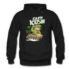 Capn Kush Hoodie EL6D