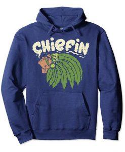 Chiefin Weed Hoodie SR18D