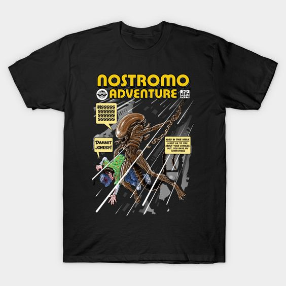 Nostromo Adventure T-Shirt VL23D