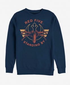 Star Wars Red Five Sweatshirt SR4D