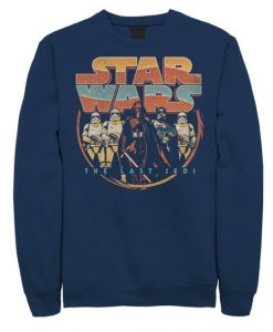 Star Wars Retro Sweatshirt SR2D