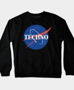 Techno Sweatshirt SR4D