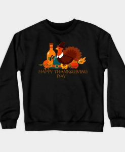 Thanksgiving day Sweatshirt SR2D