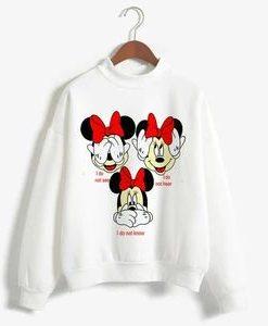 Three Mickeys Sweatshirt FD3D