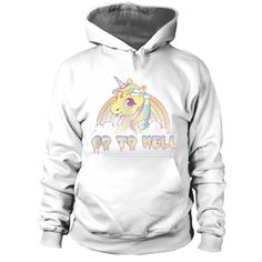 Unicorn Hoodie EL6D