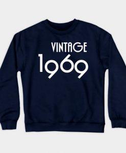VINTAGE 1969  Sweatshirt SR2D