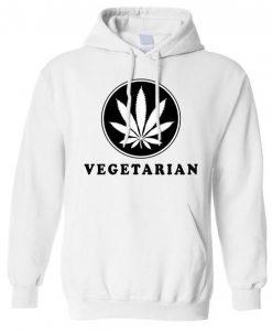 Vegetarian Hoodie SR18D