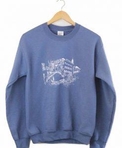 Venice Indigo Sweatshirt FD3D