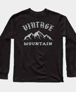 Vintage mountain Sweatshirt SR2D