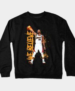 We Believe Sweatshirt SR4D