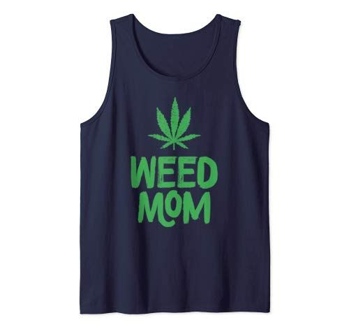 Weed Mom Tank Top SR18D