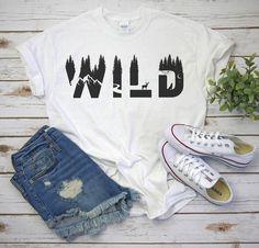 Wild Tshirt EL6D