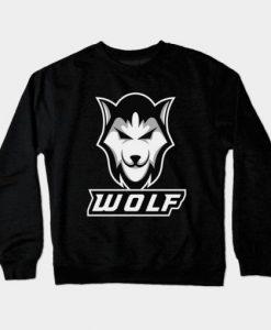 Wolf Sweatshirt SR2D