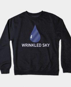 Wrinkled Sky Sweatshirt SR2D