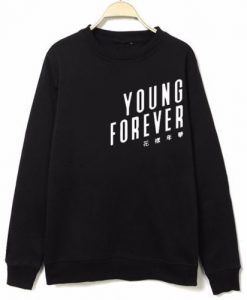 Young Forever Sweatshirt FD3D