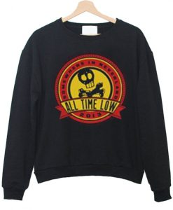 all time low sweatshirt FD3D