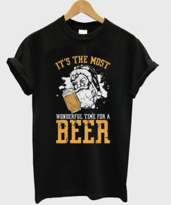 wonderful time for a beer t-shirt FD3D