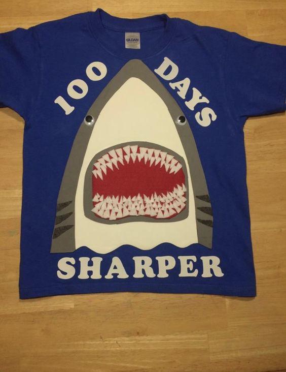 100 days Sharper Tshirt FD17J0