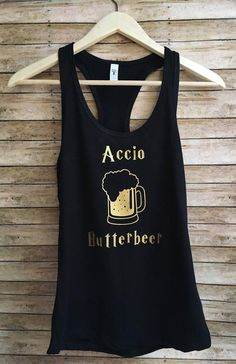 Accio Butter Beer Tanktop EL21J0