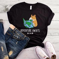 Adventure Awants Tshirt EL24J0