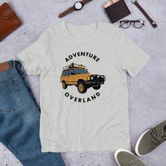 Adventure Overland Tshirt EL20J0