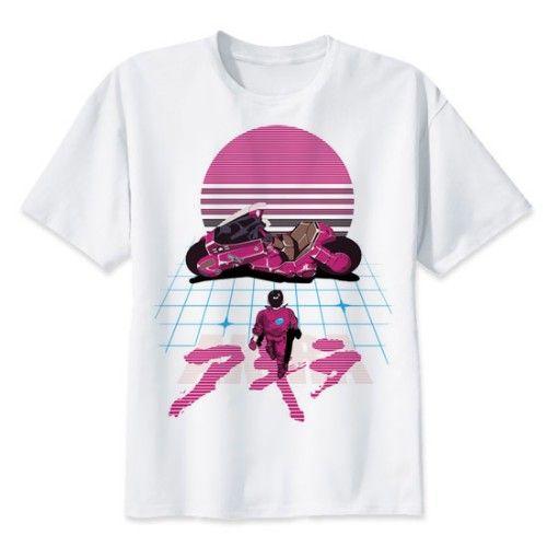 Akira anime Tshirt EL20J0