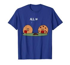 All In Cookie Tshirt EL18J0
