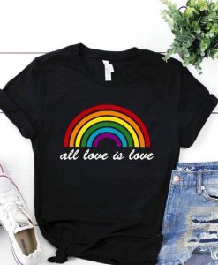 All is Love All Tshirt FD17J0
