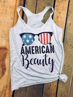 American Beauty Tanktop EL23J0