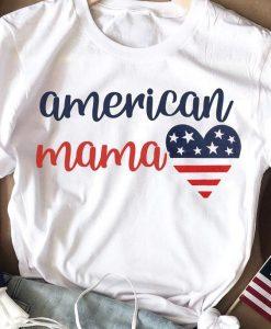 American Mama T Shirt SR22J0