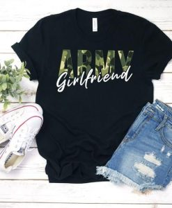 Army Girlfriend Shirt FD24J0
