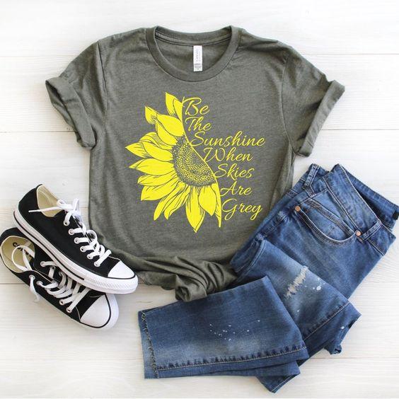 Be The Sunshine Tshirt FD22J0.jpg