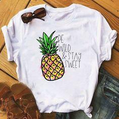 Be Wild And Stay Sweet Tshirt EL22J0