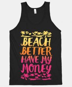 Beach Better tank top SR22J0