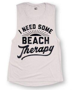 Beach Therapy tank top SR21J0