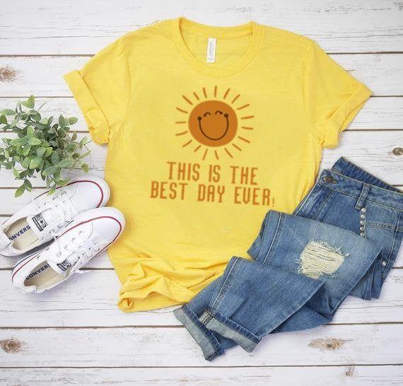 Best Day Ever Tshirt EL22J0