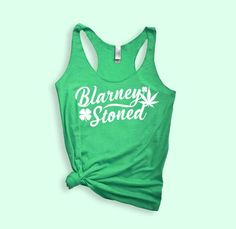 Blarney Stoned Tanktop EL20J0