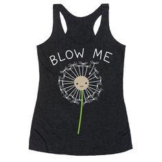 Blow Me Tanktop EL20J0