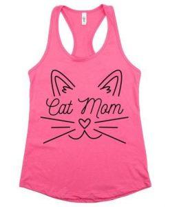 Cat Mom Tanktop Fd27J0