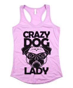 Crazy Dog Lady Tanktop FD27J0
