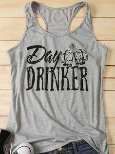 Day Drinker Tanktop EL23J0