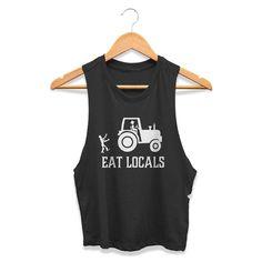 Eat Locals Tanktop EL24J0
