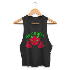 Go To Hell Tanktop EL24J0
