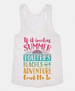 Summer Roadtrips Tank Top SR21J0