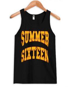 Summer Sixteen Tanktop EL17J0