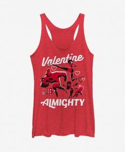 Valentine Almighty Tank Top SR12J0
