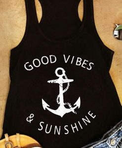 Vibes and Sunshine Tank Top SR21J0