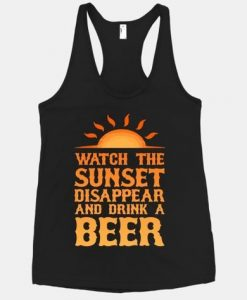 Watch the Sunset Tank Top SR22J0