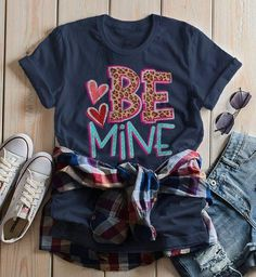 Women Valentine Tshirt FD29J0