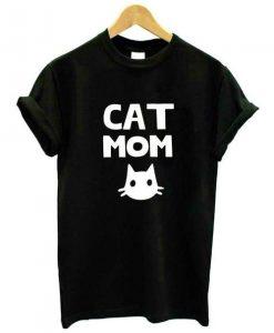 Women's CAT MOM T-Shirt DL24J0